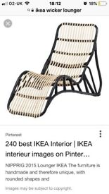 Ikea lounger
