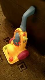 Fisher Price Laugh and Learn Kids Toy Vacuum