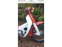 Wanted Honda c90 ,or other moped, motorcycle