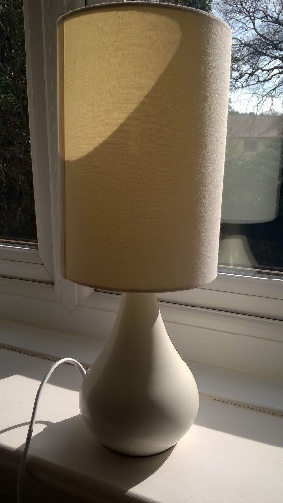 one bedside light table lamp john lewis touch control in