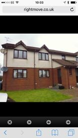 Flat for rent in Drongan (2 bedroom upper floor)