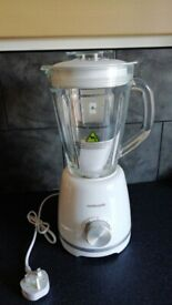 Brand New! Cookworks Glass Jug Blender