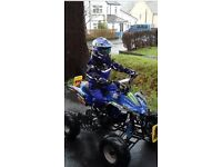125 4 stroke quad bike automatic and reverse