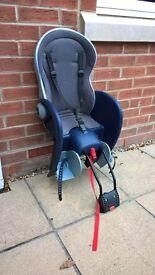 Child Bike Seat For Age 2 Plus VGC