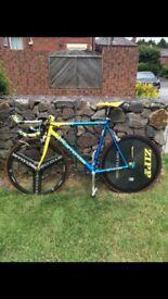 Cannondale Caad 4 tt bike