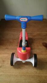 Little Tikes toddler scooter