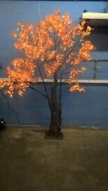 LED AUTUMN TREE 210 CM