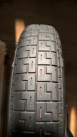 Volvo V 50 spare wheel, used once. Collection only.