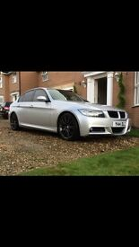 BARGAIN!! BMW 320d m sport with I drive (fully loaded with extras)