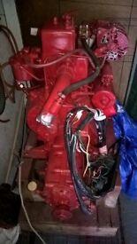 Bukw 10 HP diesel engine