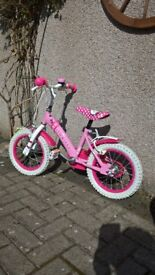 Children's Hello Kitty Bicycle