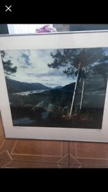 Ltd Edition Print of Loch Leven