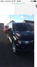 BMW X5 for sale px or may swap