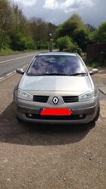 Clean Renault megane