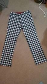 Golfino golf trousers 34