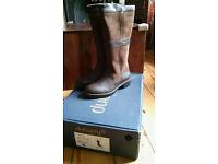 Dubarry Leitrim boot, size 4 (37)