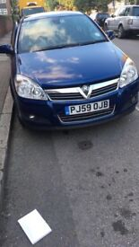 2010/59 Plate Vauxhall Astra 1.6 Low Mileage 92k Alloy Wheels AUX OFFERS WELCOME, SWAPS LET ME KNOW