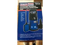 Sealey submersible pump