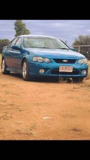 BF XR6 MK2 good condition new tyres 157000km upgraded no longer. Alice Springs Alice Springs Area Preview