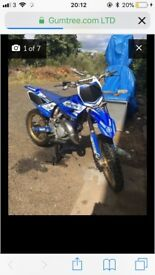 Yz 125 08 clean not rm ktm or kx