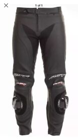 RST Tractech Evo II Men's Leather Motorbike Trousers Brand New!