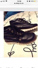 Ladies kickers boots