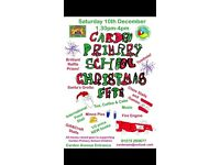 Carden Primary Christmas Fete