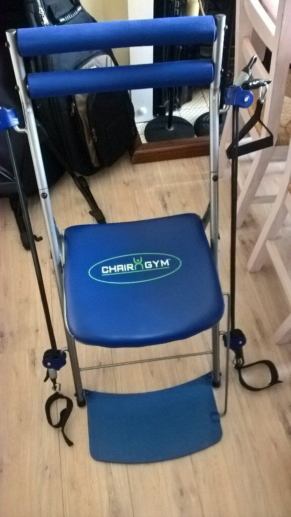 chair gymin Southend on Sea, EssexGumtree - Chair gym brilliant condition with manual only used a few times immaculate condition