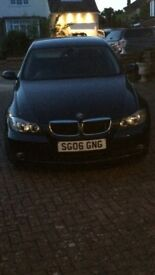 BMW 3 series 320i SE edition 2006 Black Petrol 2 litre
