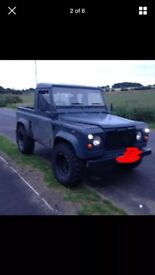 Land Rover defender 90 300tdi needs to go!
