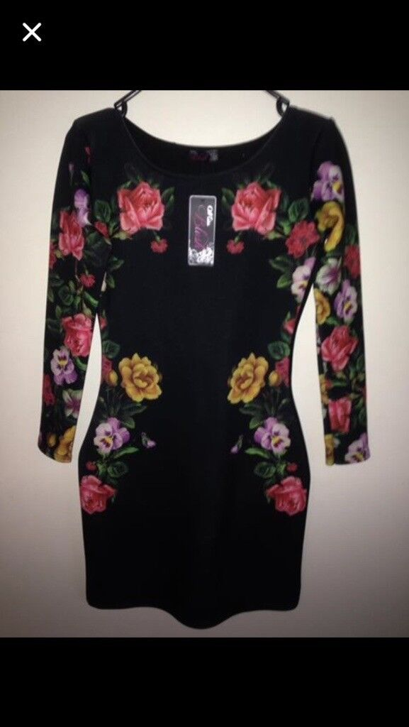 Brand new dress with lables