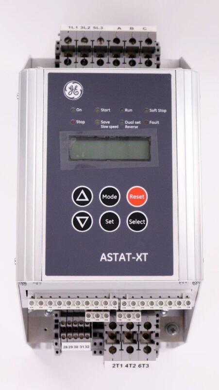 GE ASTAT-XT Soft Starter - QT10072U11MS, 230-500VAC