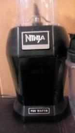 Nutri ninja bullet