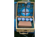 picnic wicker basket
