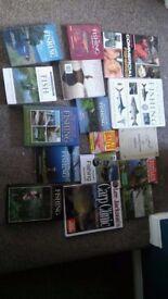 FISHING BOOKS OVER 30