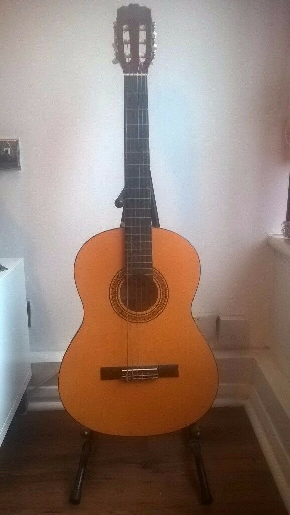 Prince C425 Nylon Classical Full Size Acoustic Guitar In