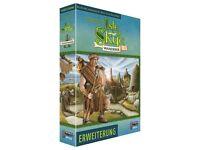 Isle of Skye: Journeyman Expansion - English