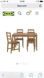 Ikea dinning chairs 4