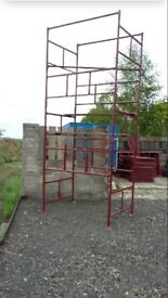 Scaffolding towers for sale ideal for builders or home DIY