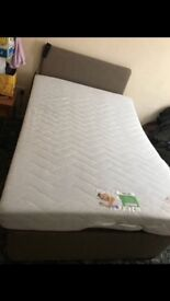 Brand new electric bed for sale comes with mattress