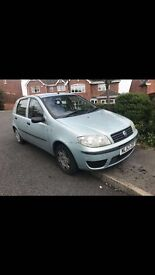 03 Fiat Punto, good condition. £450 Offers accepted.