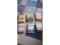 Dan Brown Book Bundle