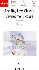 Tiny love classical development mobile