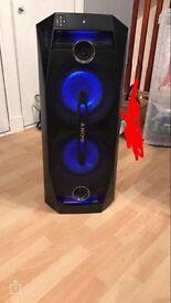 Sony GTK-X1BT Speaker 500W