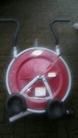 Ab circle pro ab exerciser fitness lose your stomach