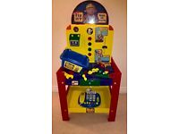 Bob the Builder Toys: Workbench, Interactice Phone, Basket & Tools