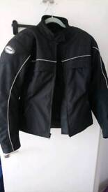 Makson ladies motorcycling safety jacket