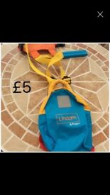 LINDAM BABY REINS / BACKPACK