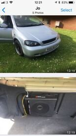 Astra coupe1.6