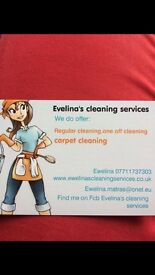 Book a Great cleaner with Evelina's clenaing services